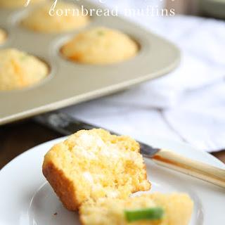 Hosting a Pretty Potluck | Cornbread Muffins