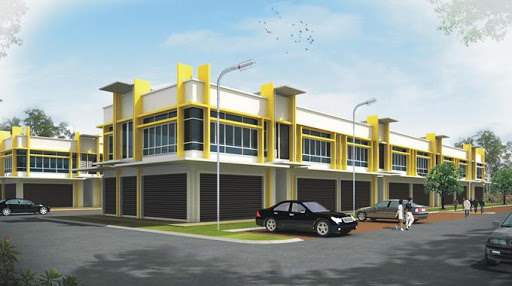IJM SANDAKAN SHOPLOT FOR RENT