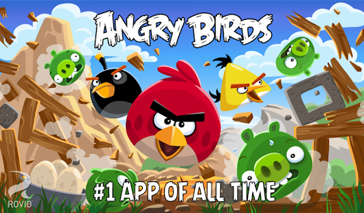 Angry Birds Screenshot 18