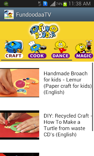 Craft for Kids and more