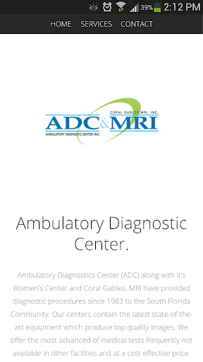 Ambulatory Diagnostic Center