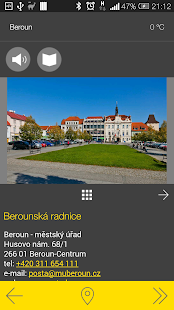 Beroun - audio tour- screenshot thumbnail