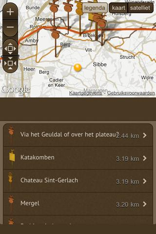 Via Belgica Digitalis- screenshot