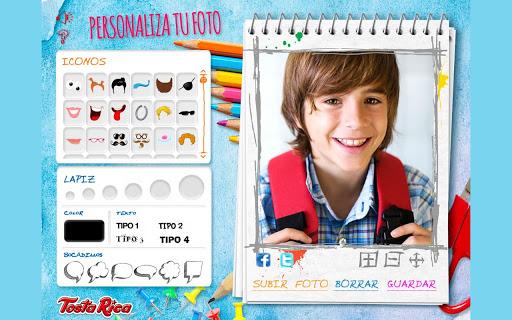 TostaRica Personaliza tu foto