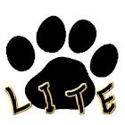 Icon Dog handwritten icon