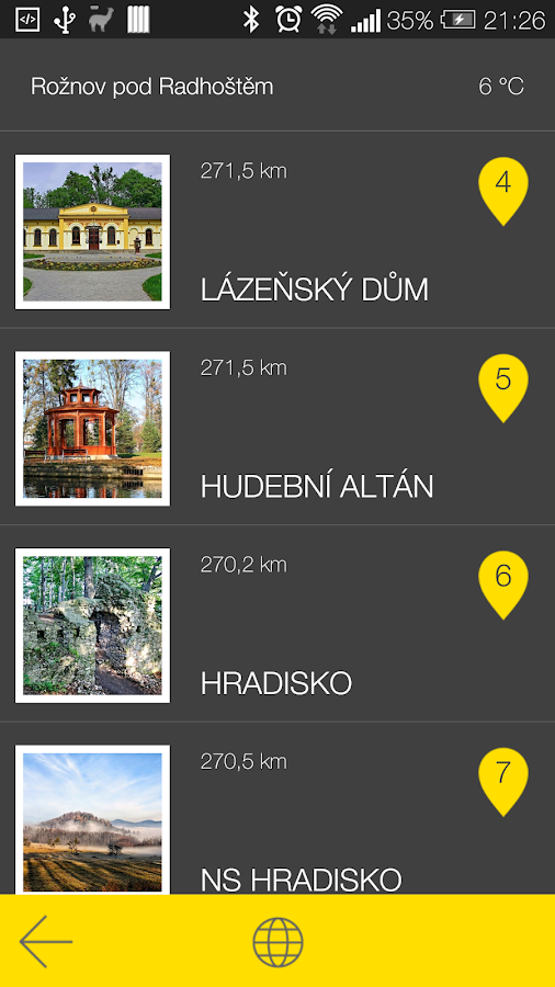 Rožnov pod Radhoštěm - tour- screenshot