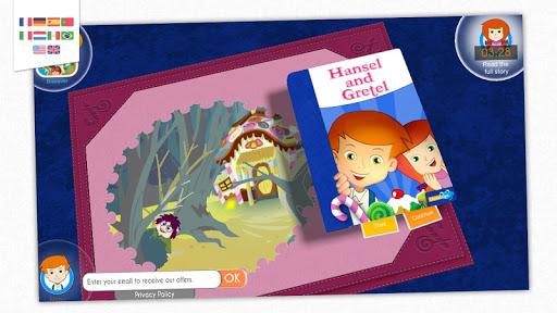 Hansel and Gretel-Kids tale