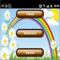 Screenshot of Cerita Alkitab