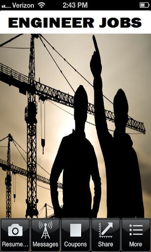 玩免費商業APP|下載Engineer Jobs app不用錢|硬是要APP