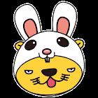 俏獅兔兔裝 icon