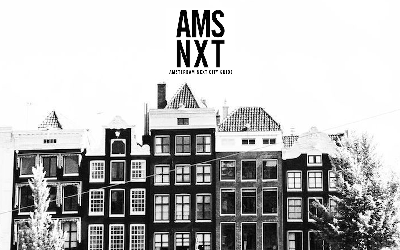 AMS NXT City Guide- screenshot