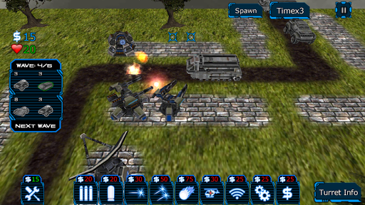 Tower Defense: Lost Earth iOS - AppsMeNow