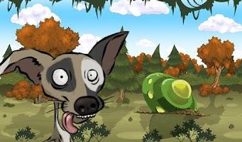 Screenshot of Walking Dog