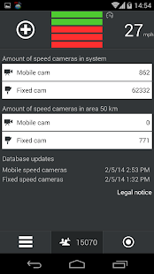 Speed Camera Alerts - CamSam - screenshot thumbnail