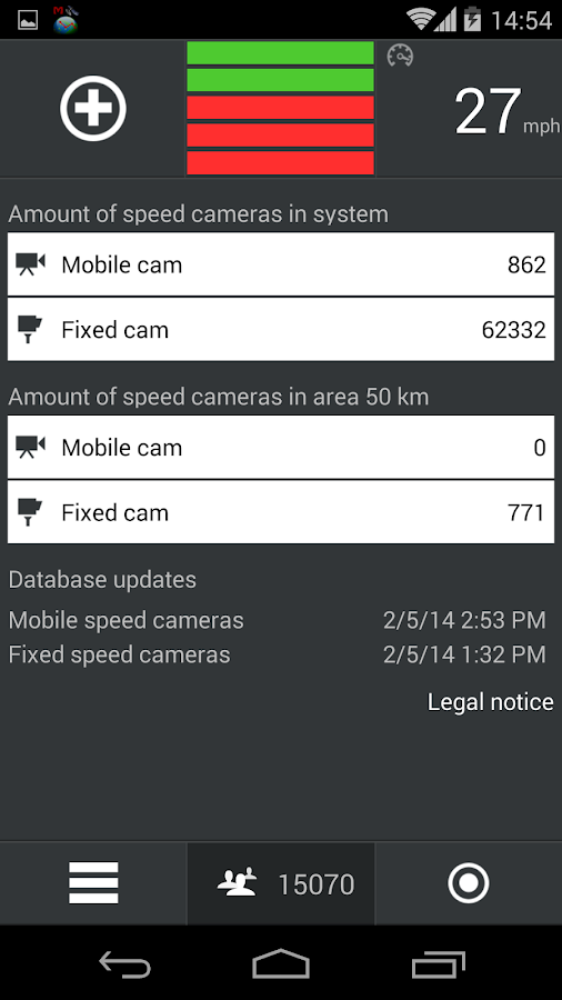 CamSam - Speed Camera Alerts- screenshot