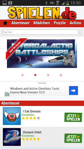 Spielen.de Launcher