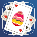 Holiday Solitaire. Easter icon