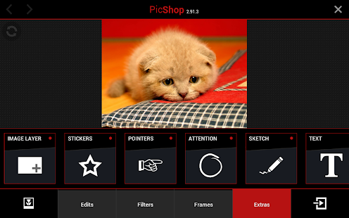 PicShop Lite - Photo Editor - screenshot thumbnail