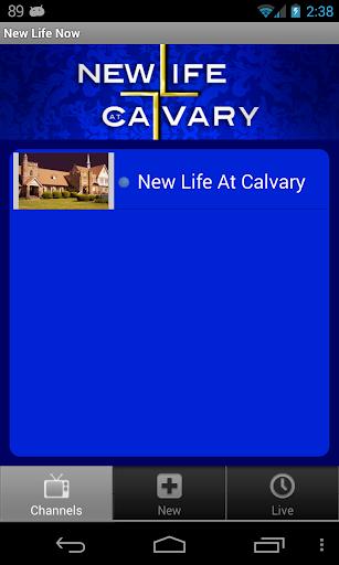 New Life at Calvary