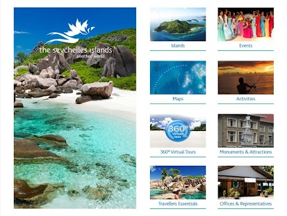 Seychelles Digital Brochure- screenshot thumbnail