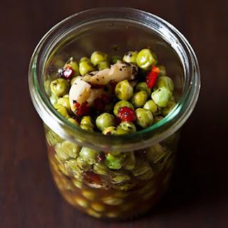 Pickled Peas.