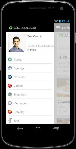 【免費社交App】Saúde Business 365-APP點子