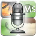 handy voice memo recorder logo