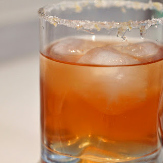 Smoked Earl Grey Tea Cocktail.