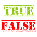 True or False? The Big Quiz icon
