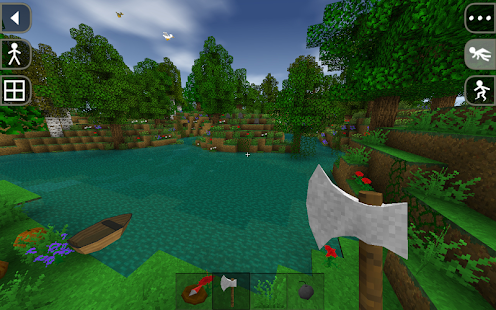 Survivalcraft Demo - screenshot thumbnail