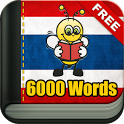 Learn Thai 6,000 Words icon