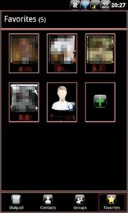 Anastasdroid GoContactsEx Free - screenshot thumbnail