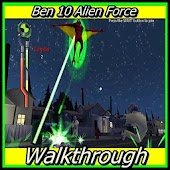 Ben 10 Alien Force Walkthrough
