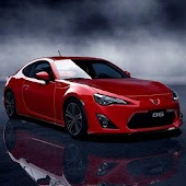 Toyota GT 86 HD Wallpaper