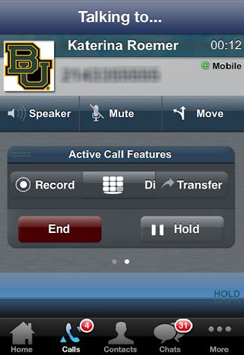 Fonality HUD Mobile v3