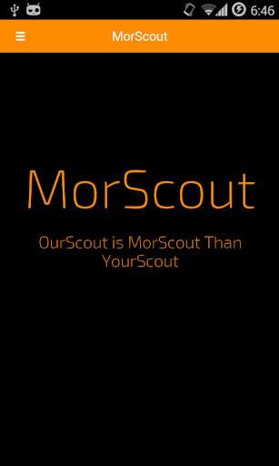 MorScout