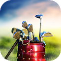 Playing Golf HD Live Wallpaper logo