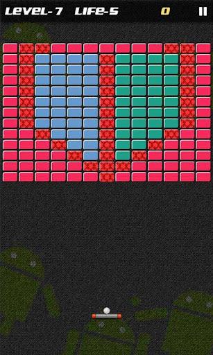 打磚塊 Break Bricks