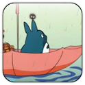 Funny Rabbit live wallpaper icon