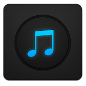Music Widget with Sleep Timer