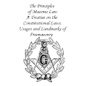 The Principles of Masonic Law logo