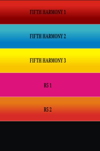 Just The Lyrics - FH R5