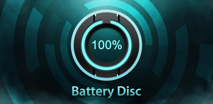 Beautiful Battery Disc apk