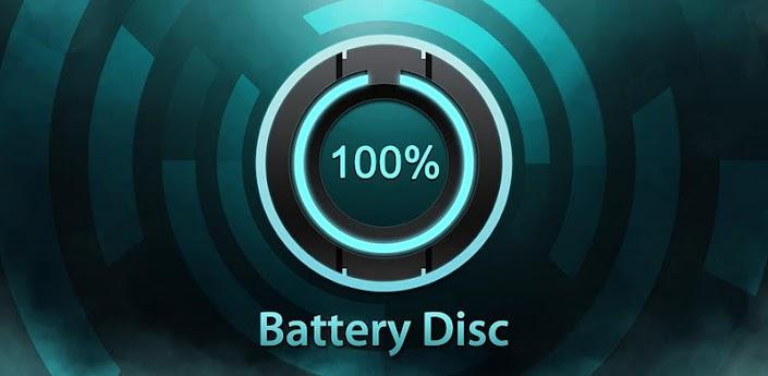 Beautiful Battery Disc apk