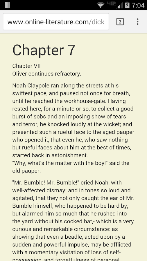 Story review on oliver twist Itcher