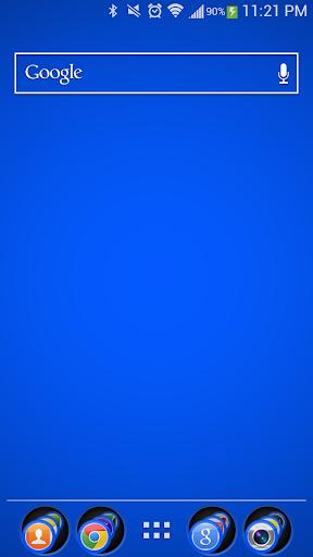 【免費個人化App】Cobalt Theme Nova-APP點子