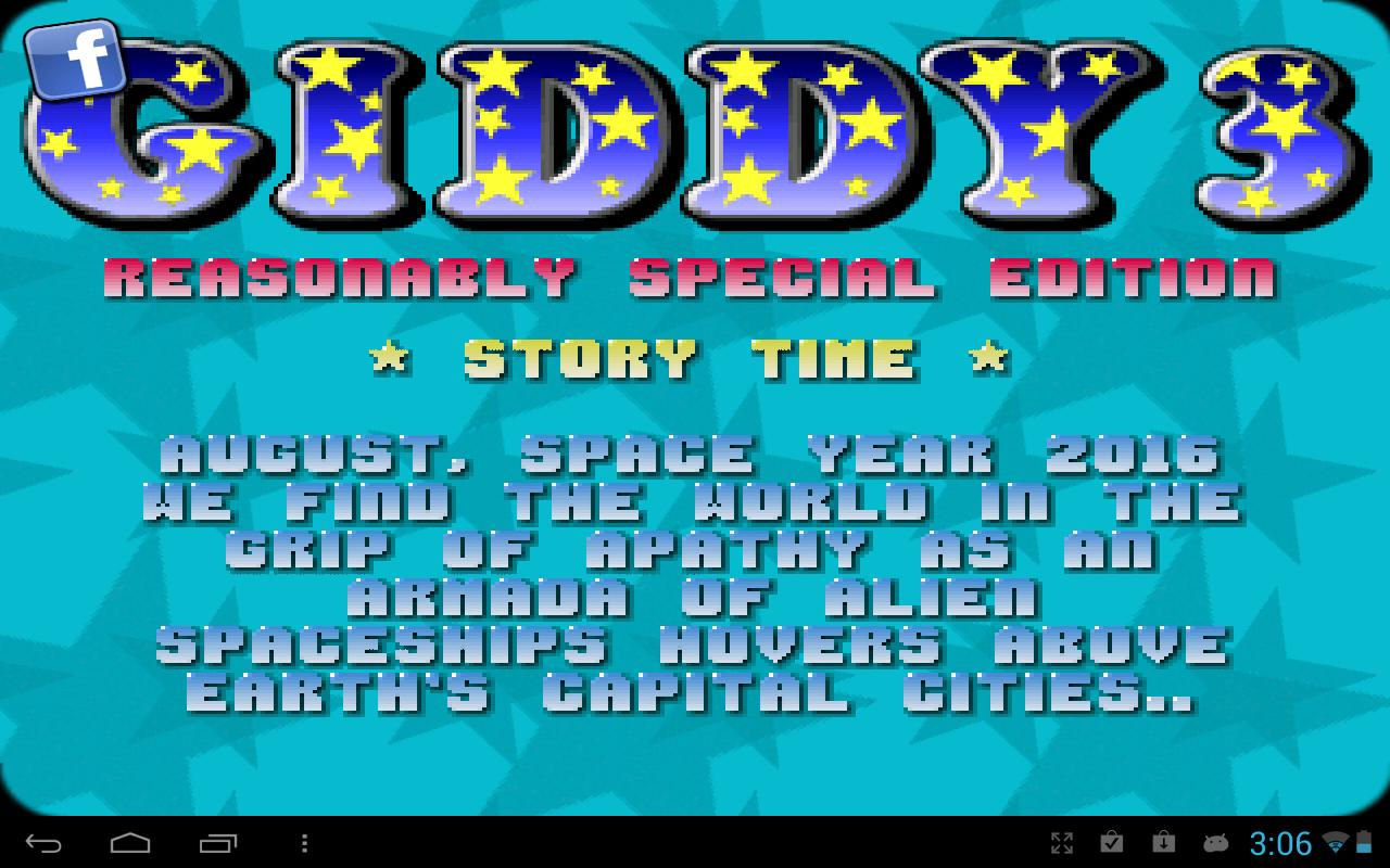 Giddy 3 Demo - screenshot