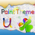GO Launcher EX Paint Theme icon