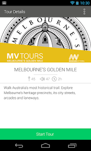 MV Tours: Walk Through History - screenshot thumbnail
