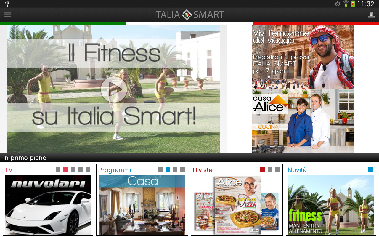 ItaliaSmart- screenshot